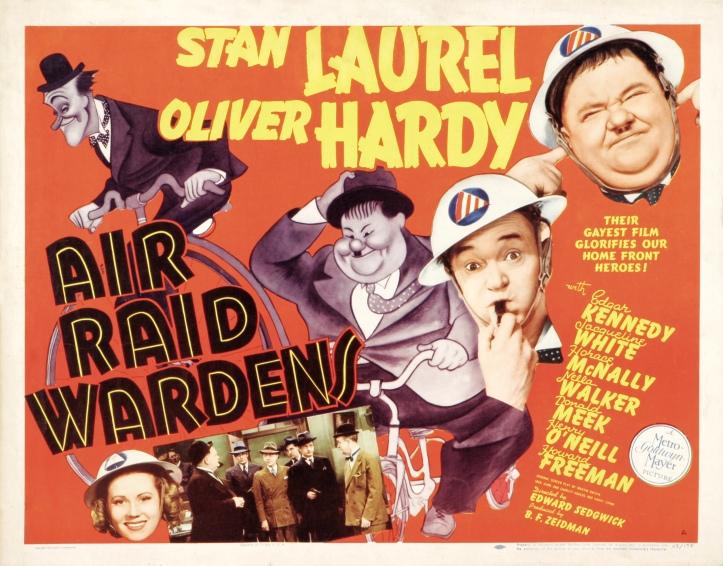 Poster - Air Raid Wardens_02