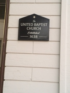 Baptist Church 1