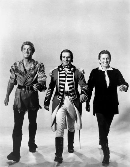 Burt, Kirk, and Larry