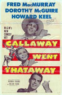 Callawaywentthat