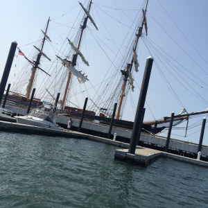 Oliver Hazard Perry tall ship 2
