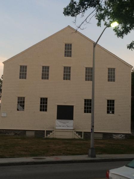 Quaker mtg house 3