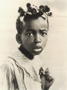 Allen Farina Hoskins First African American Movie Star