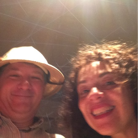 Me and Michele Carlo