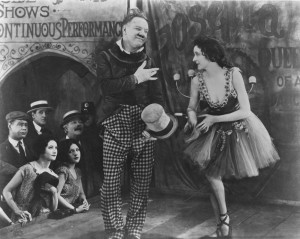 """Sally of the Sawdust"" (1925)"