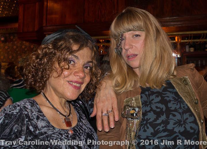 Michele Carlo and Jennifer Harder