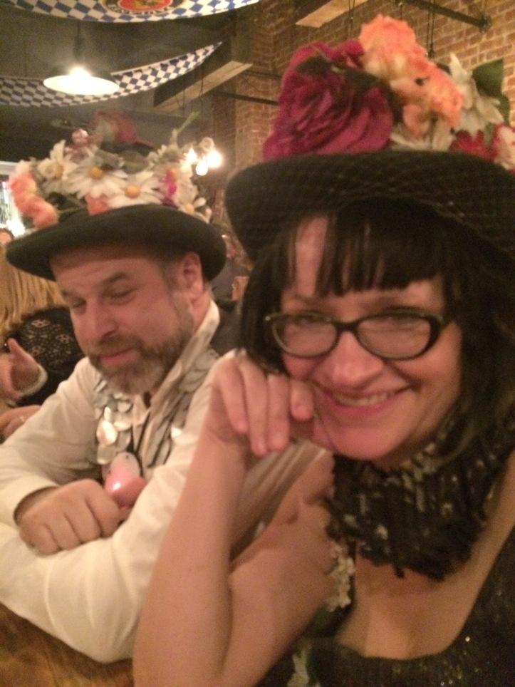 Todd Polenberg and Sarah Porter