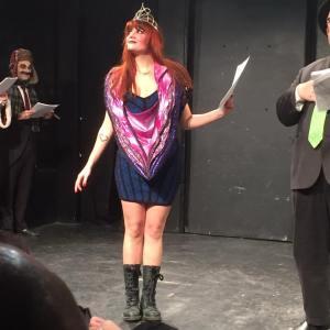 Melody Jane as Princess Peewee