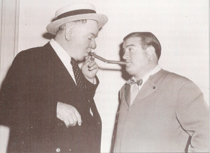 Fields with Lou Costello