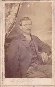 Thomas Barney Finley (Nancy's husband, 1839-1897)