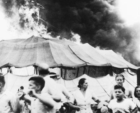Hartford Circus Fire, 1944