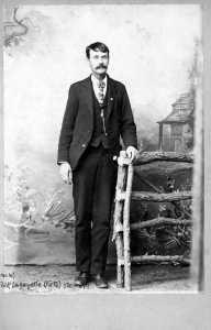 Polk Lafayette Stewart, 1845-1924