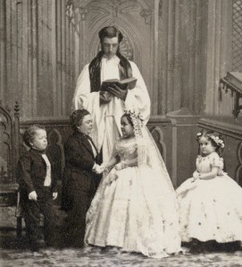 charles_sherwood_stratton_and_lavinia_warren_marriage