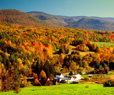 Bershires, Western Mass., which we seldom think of, but ought to