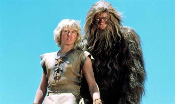 Bigfoot and Wild Boy