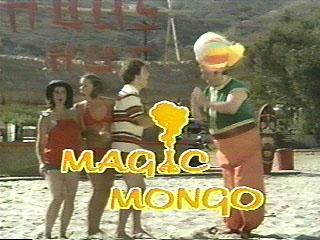 Lennie Weinrib as Magic Mongo