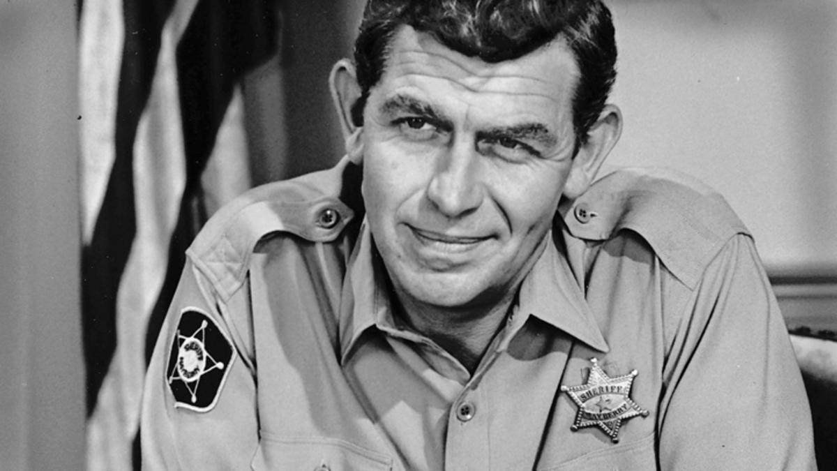 Andy griffith jerk