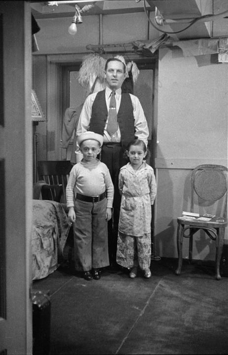 George brasno actor midget
