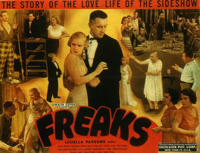 Tod Browning's FREAKS – (Travalanche)