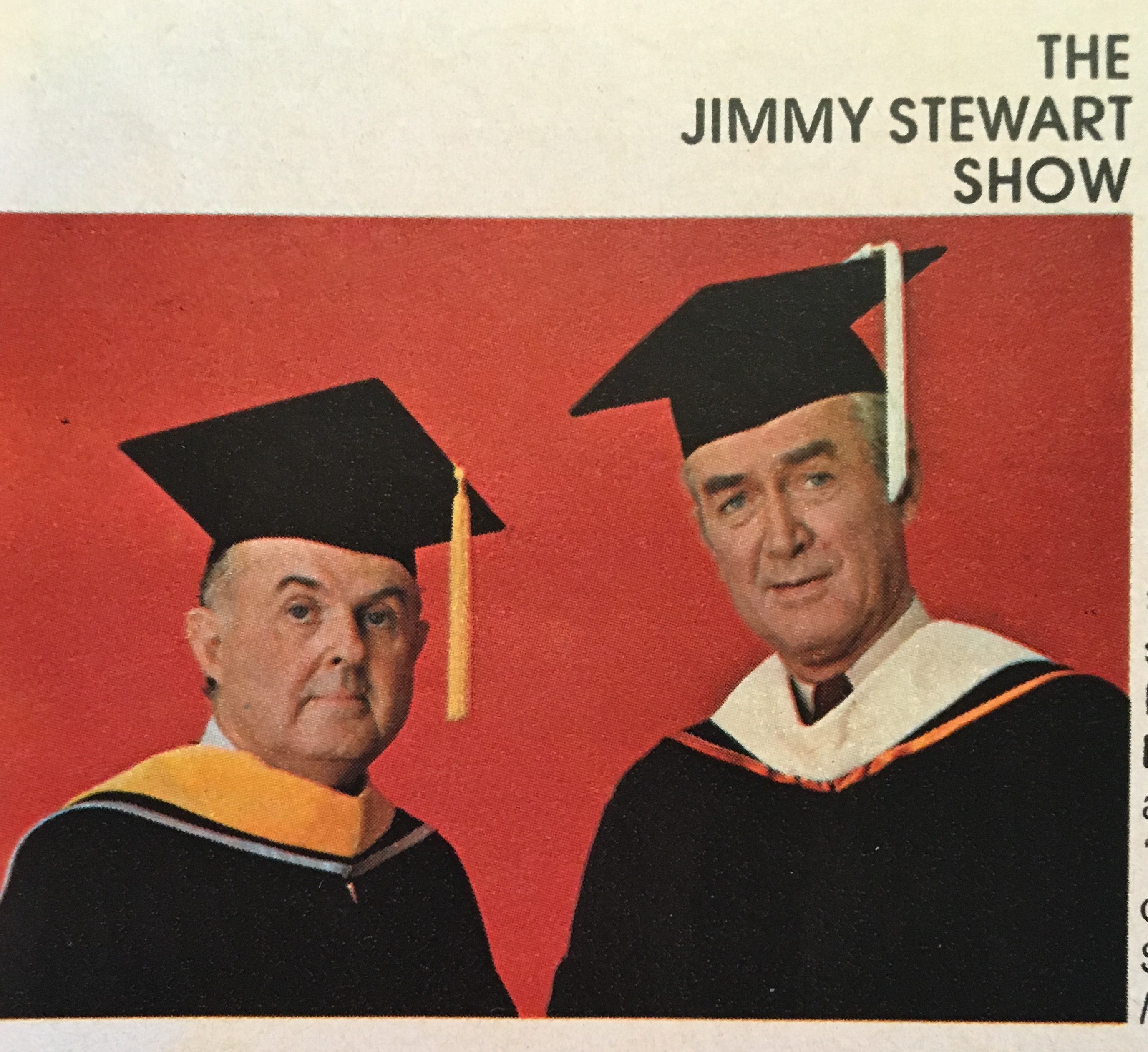 When Jimmy Stewart Had His Own Sitcom – (Travalanche)