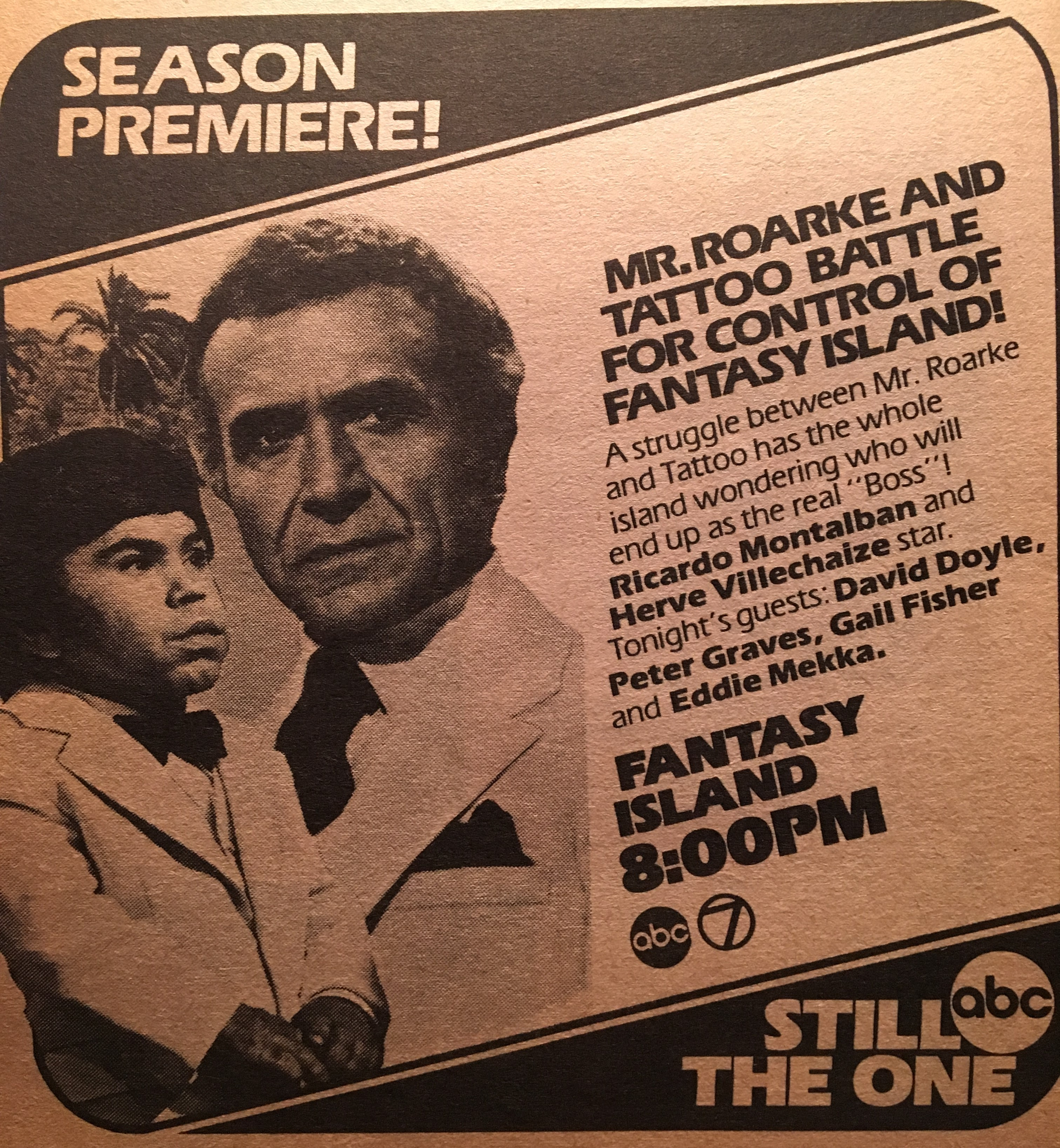 """No Montalban is an Island: Ricardo Montalban Before, During and After """"Mr.  Roarke"""" – (Travalanche)"""