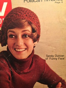 Sandy Duncan, Funny Face, TV Guide