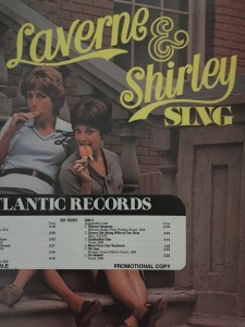 Laverne and Shirley Sing