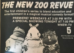 The new zoo revue fan club | BC's Movie and Television Blog: The New
