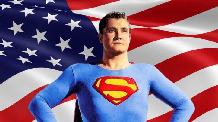 Image result for george reeves superman