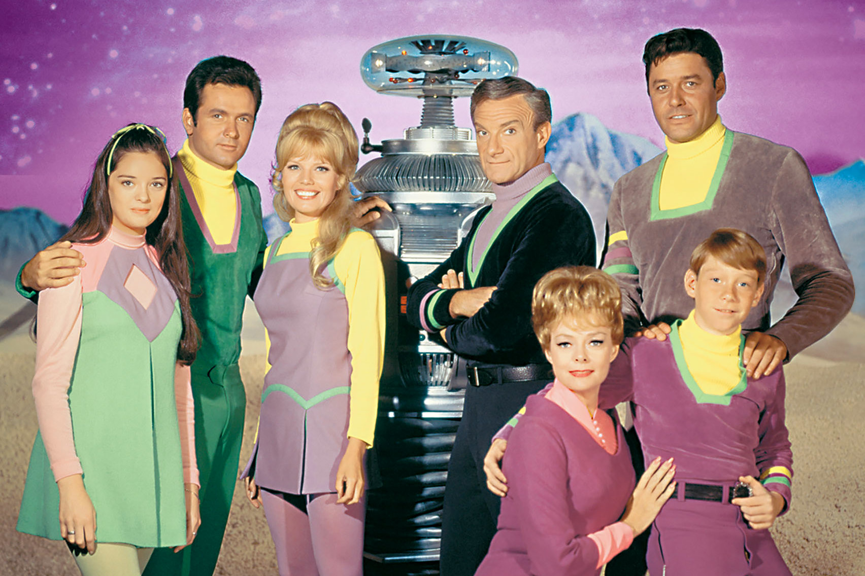 """Mission Creep on the Original """"Lost in Space"""""""