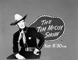 The Tim McCoy Show TV title