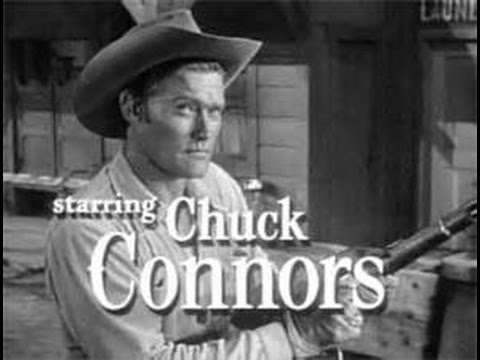 Of Chuck Connors And The Rifleman Travalanche